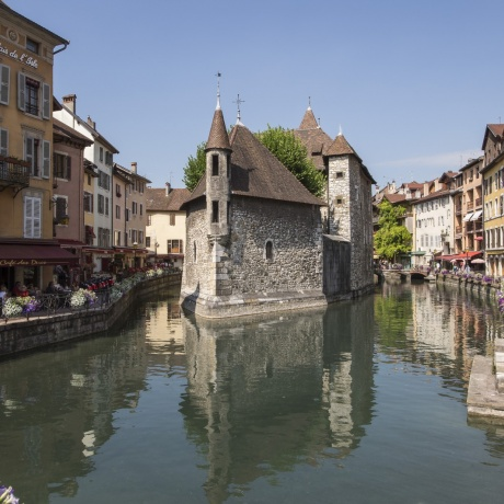 Guided Visit of Annecy