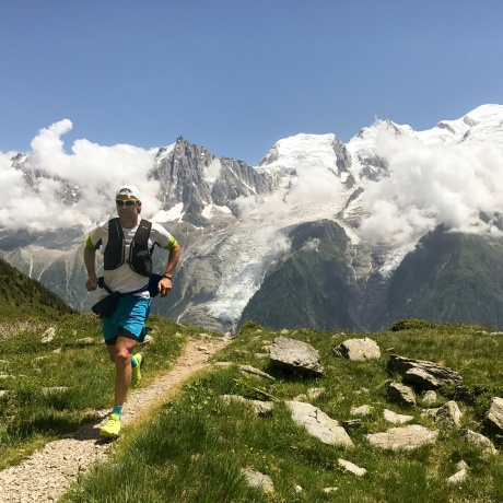Become an authentique Alpine trail runner.